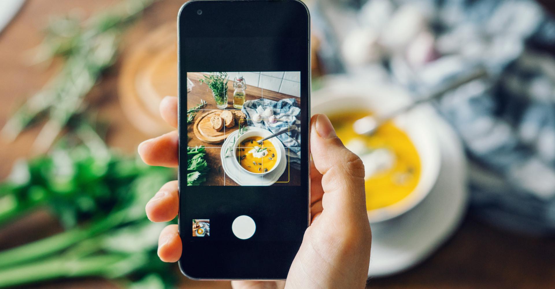Foodvisor, l'appli qui compte les calories d'un plat à partir d'une photo