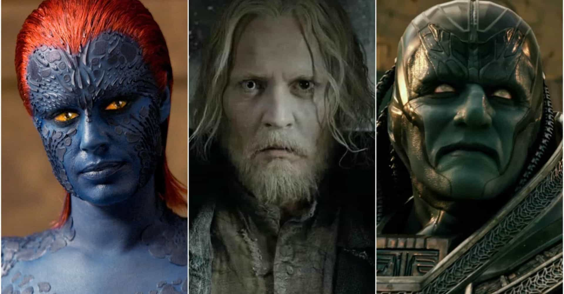 The most dramatic actor transformations for a movie role