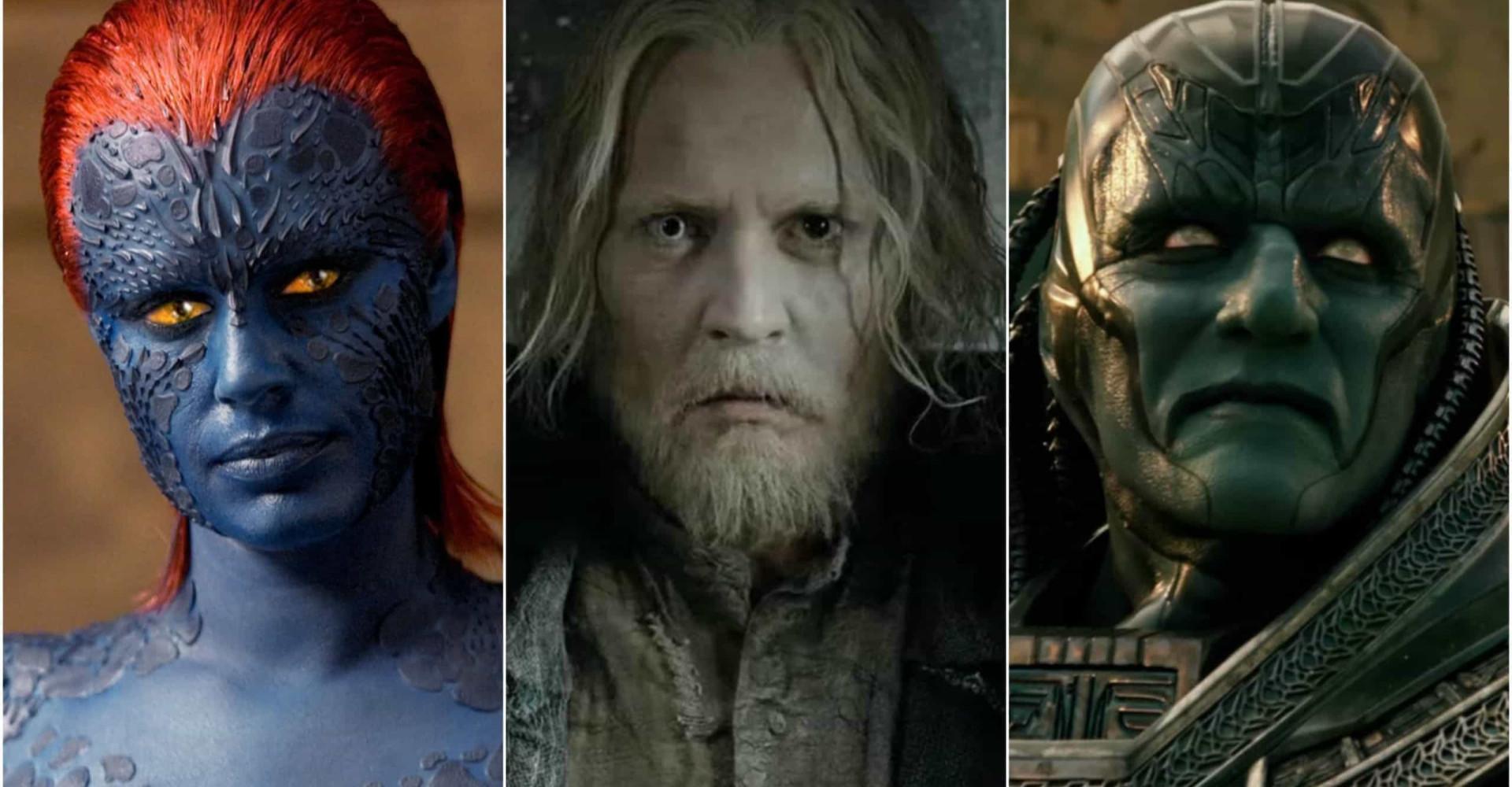 De mest dramatiske transformasjonene skuespillere har gjennomgått for en filmrolle