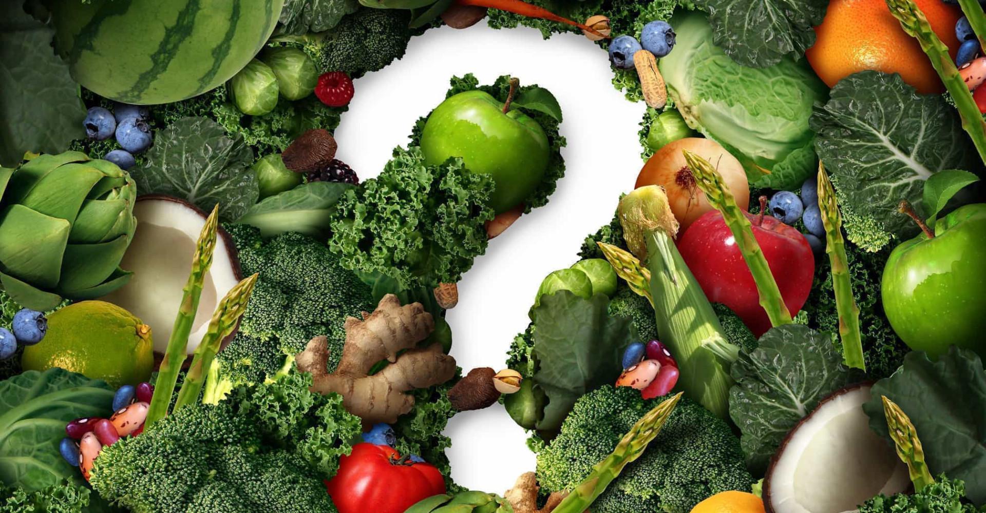 Alimentazione: i falsi miti che devi assolutamente conoscere
