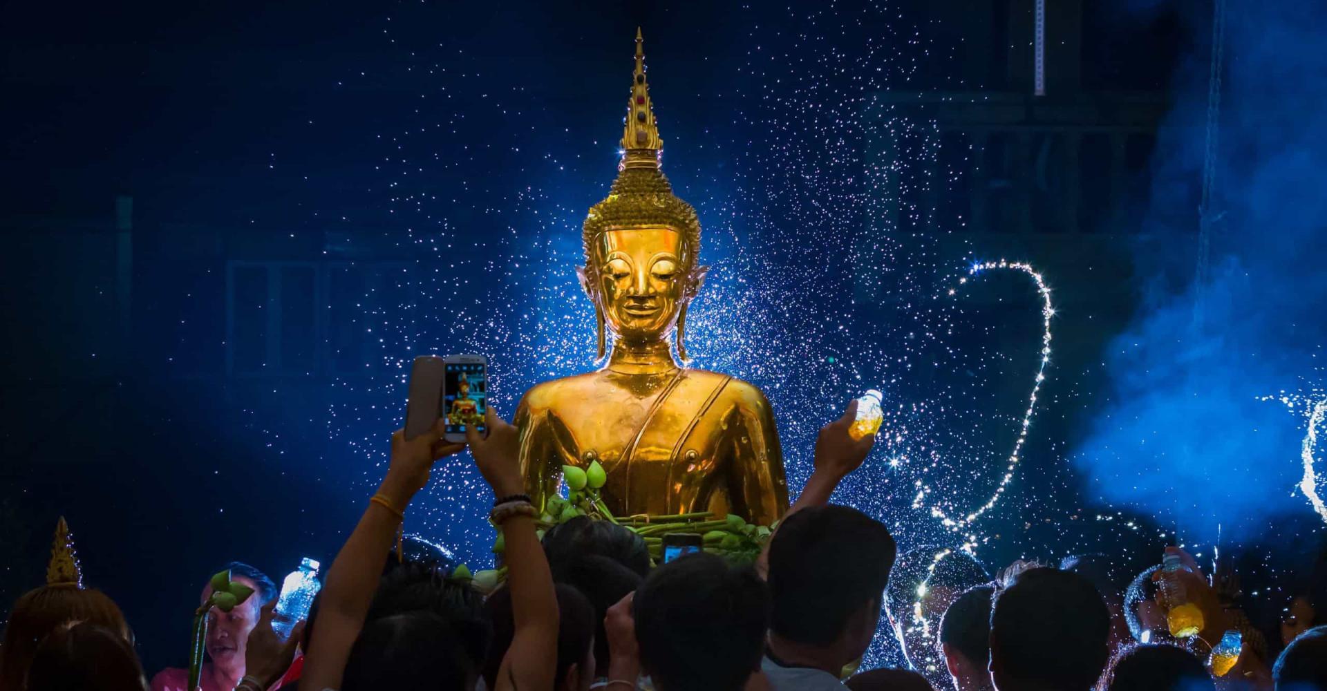 Songkran: l'animato capodanno thailandese