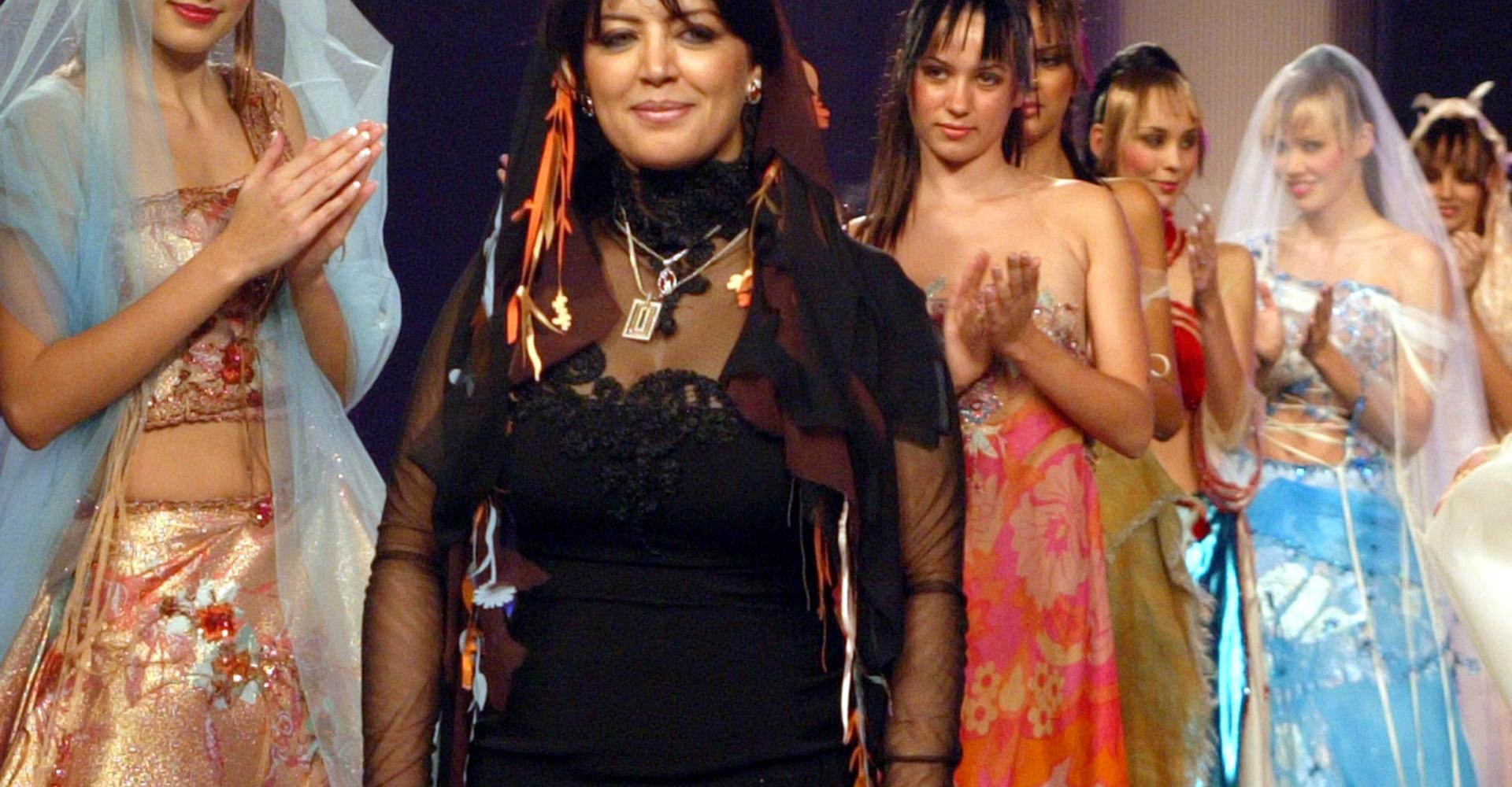 Jean-Paul Gaultier, témoin de la première Fashion Week saoudienne