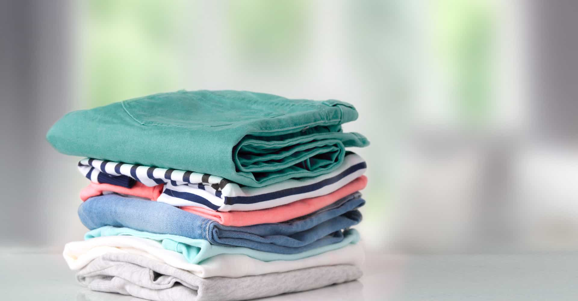 Why you should always wash new clothes