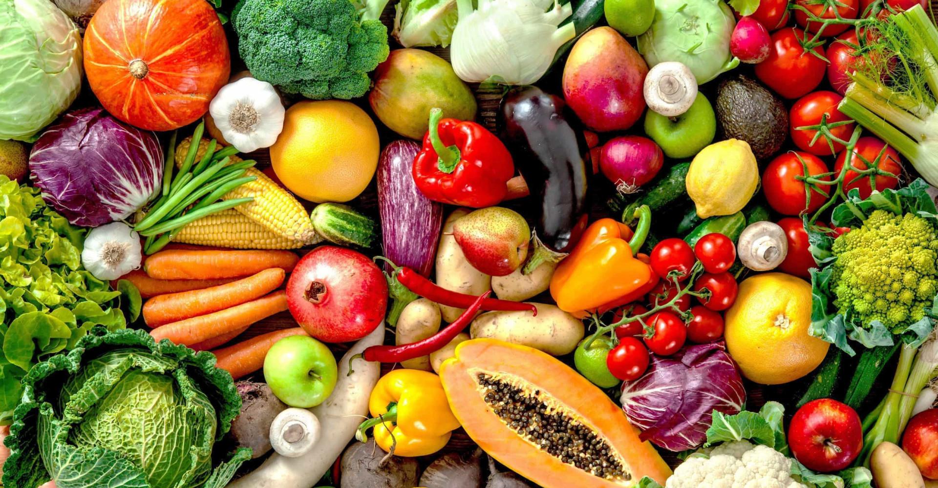 Quali sono gli alimenti che trattengono più pesticidi?