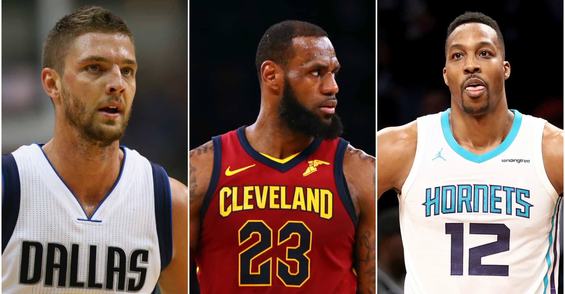 The world's hottest basketball players