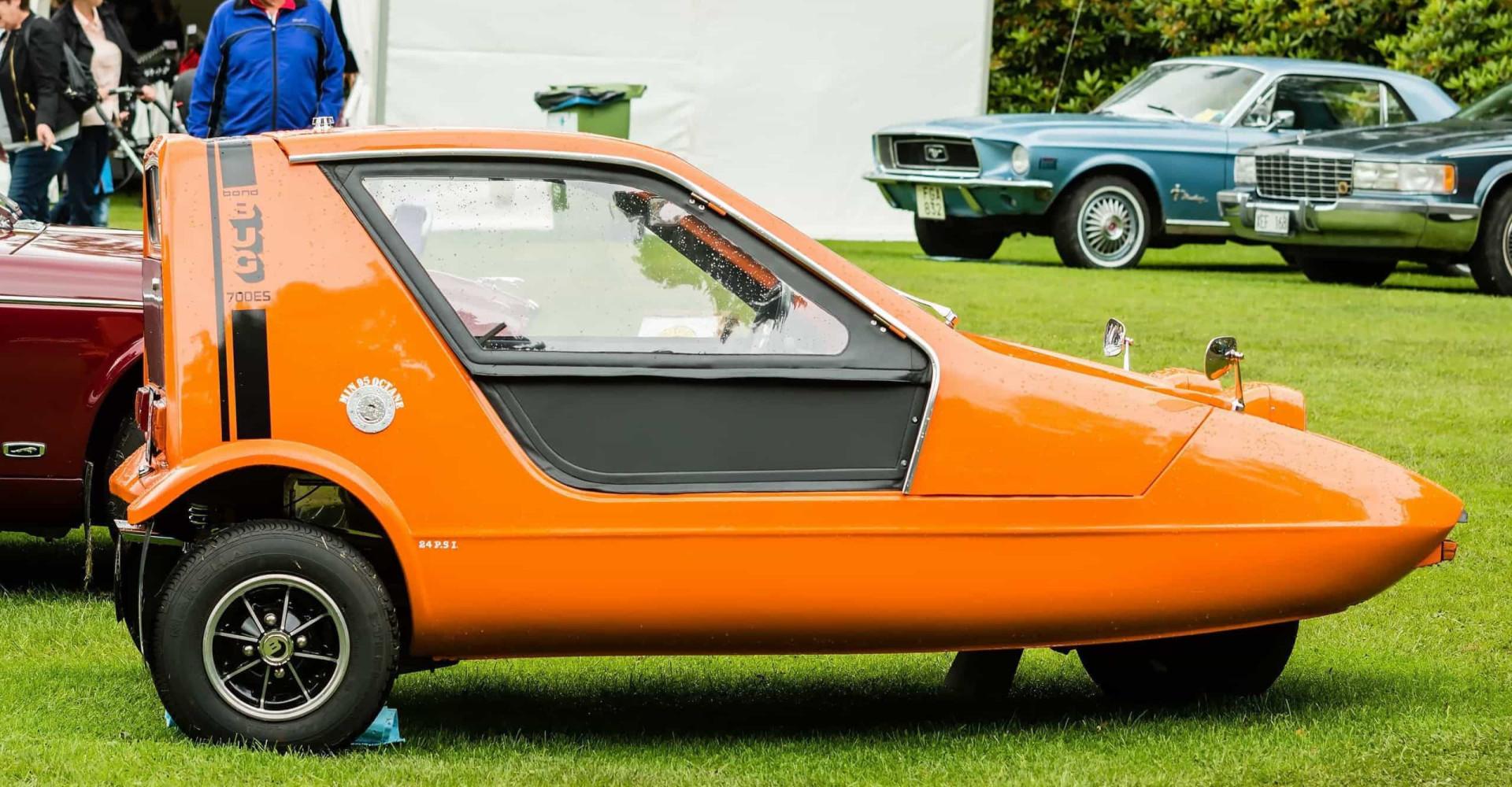 Estos son los coches más raros de la historia