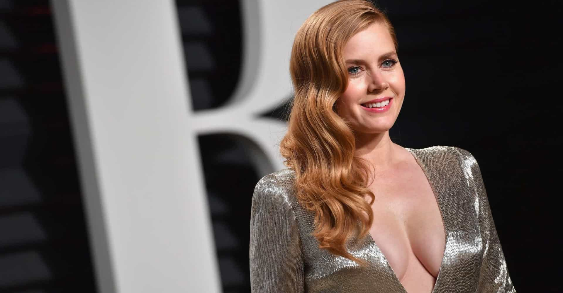 Amy Adams, one of Hollywood's most stylish red heads