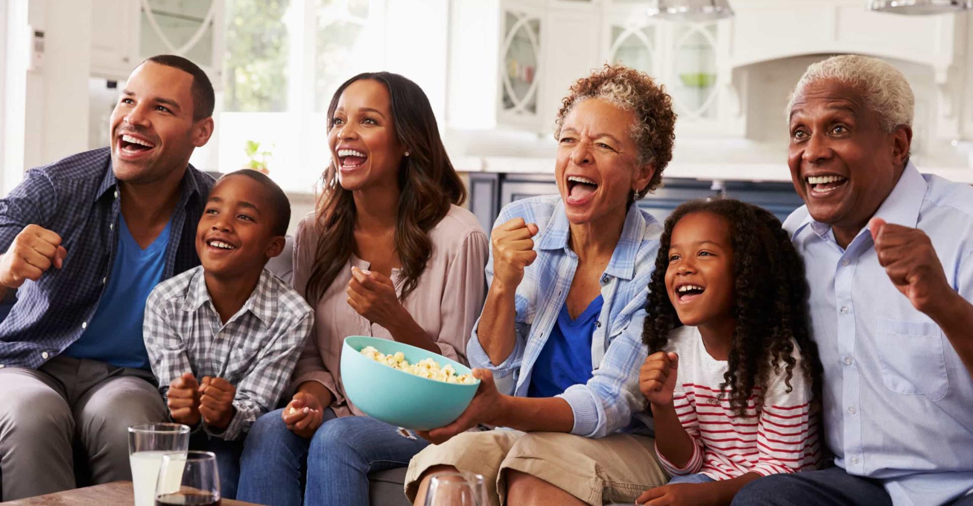 ¿Qué beneficios aporta la televisión a nuestros hijos?