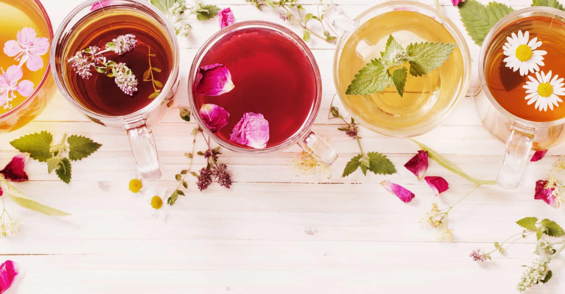 Estos 10 tés mexicanos te cambiarán la vida