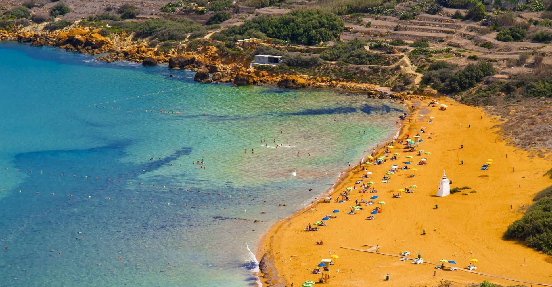 The 60 most popular European beaches on Instagram