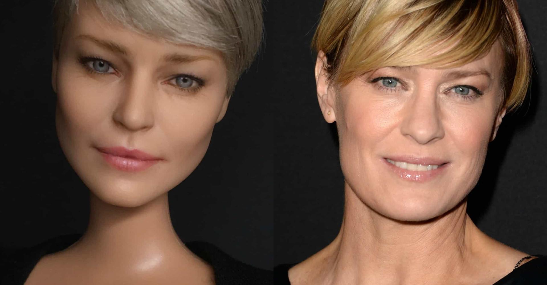 Muñecas hechas celebridades, ¡auténticas dobles!