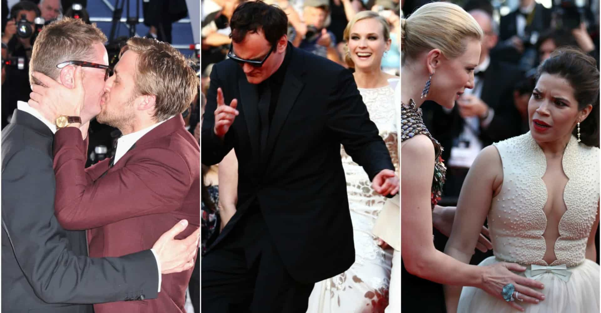Cannes Film Festival: the most iconic candid photos