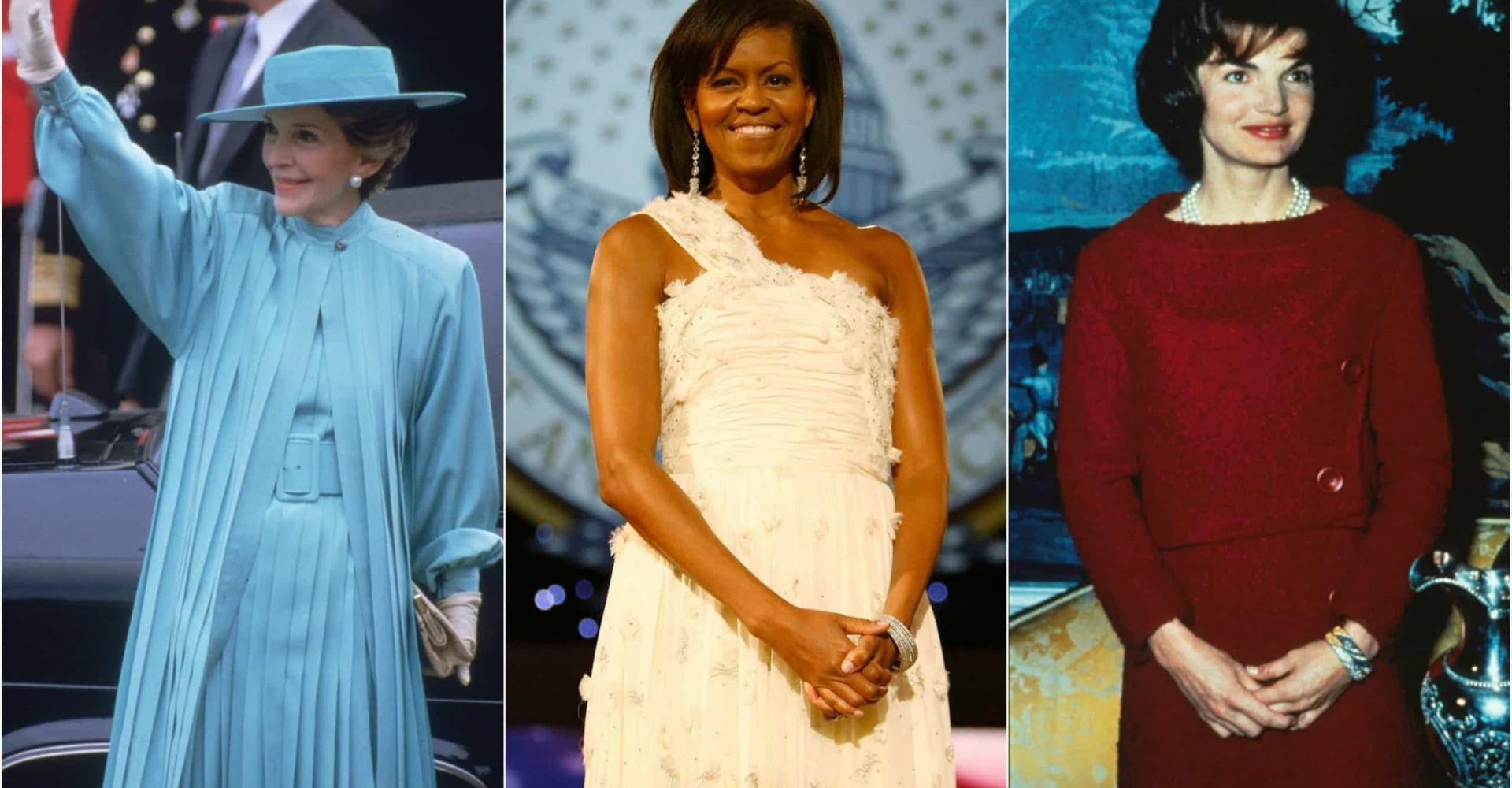 Las primeras damas más icónicas de Estados Unidos