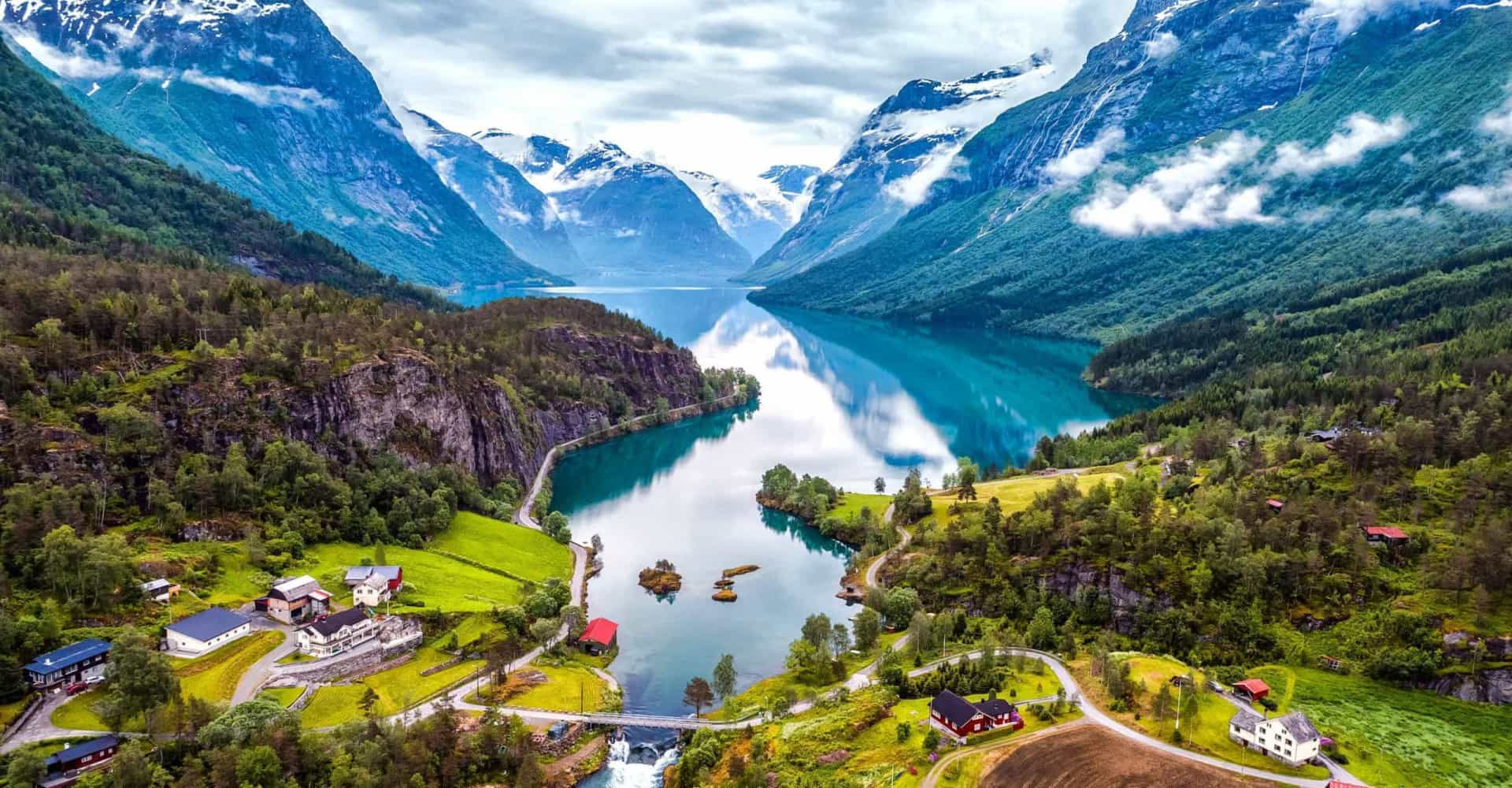 The most beautiful fjords on the planet