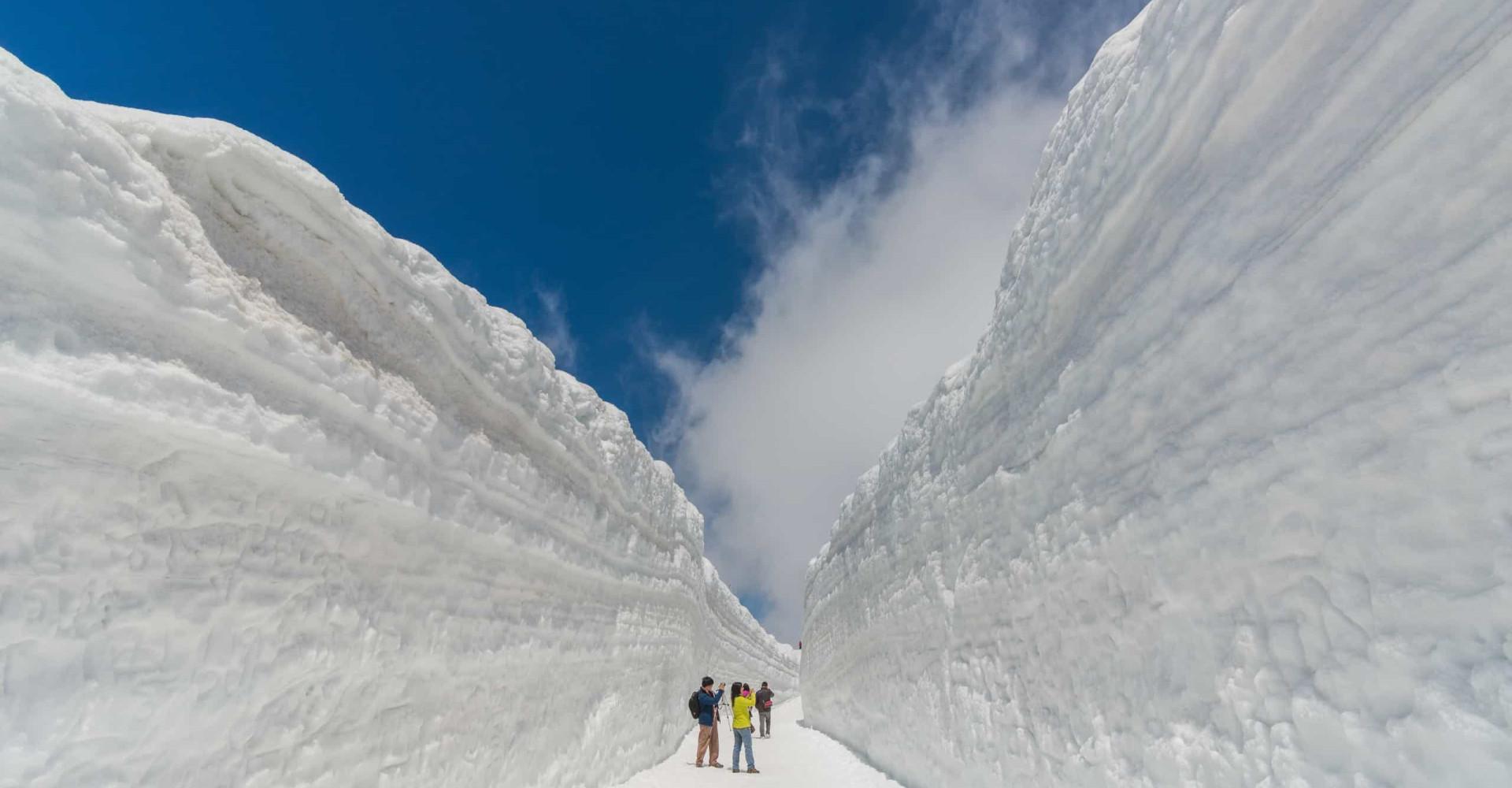 Tateyama Kurobe: a incrível estrada dos Alpes no Japão
