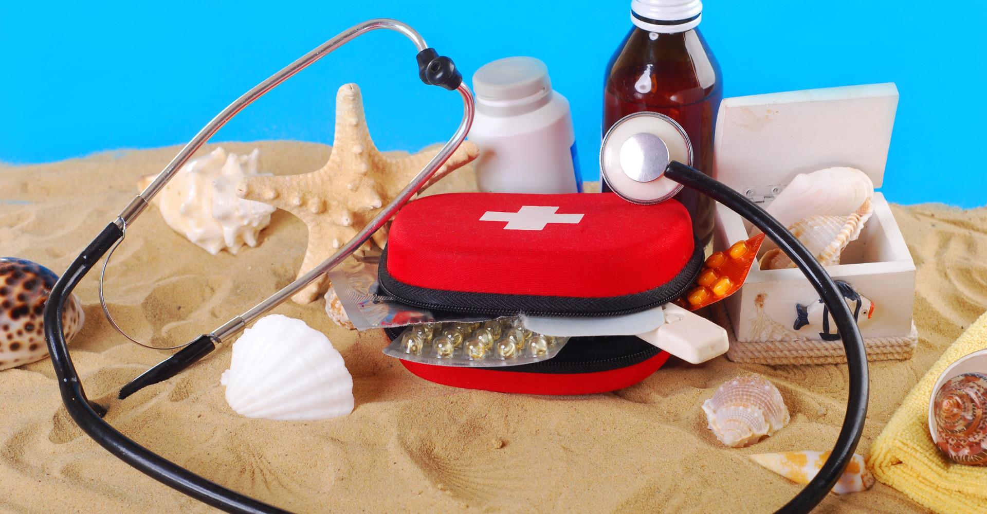 Krank im Urlaub? Fünf Überlebensstrategien