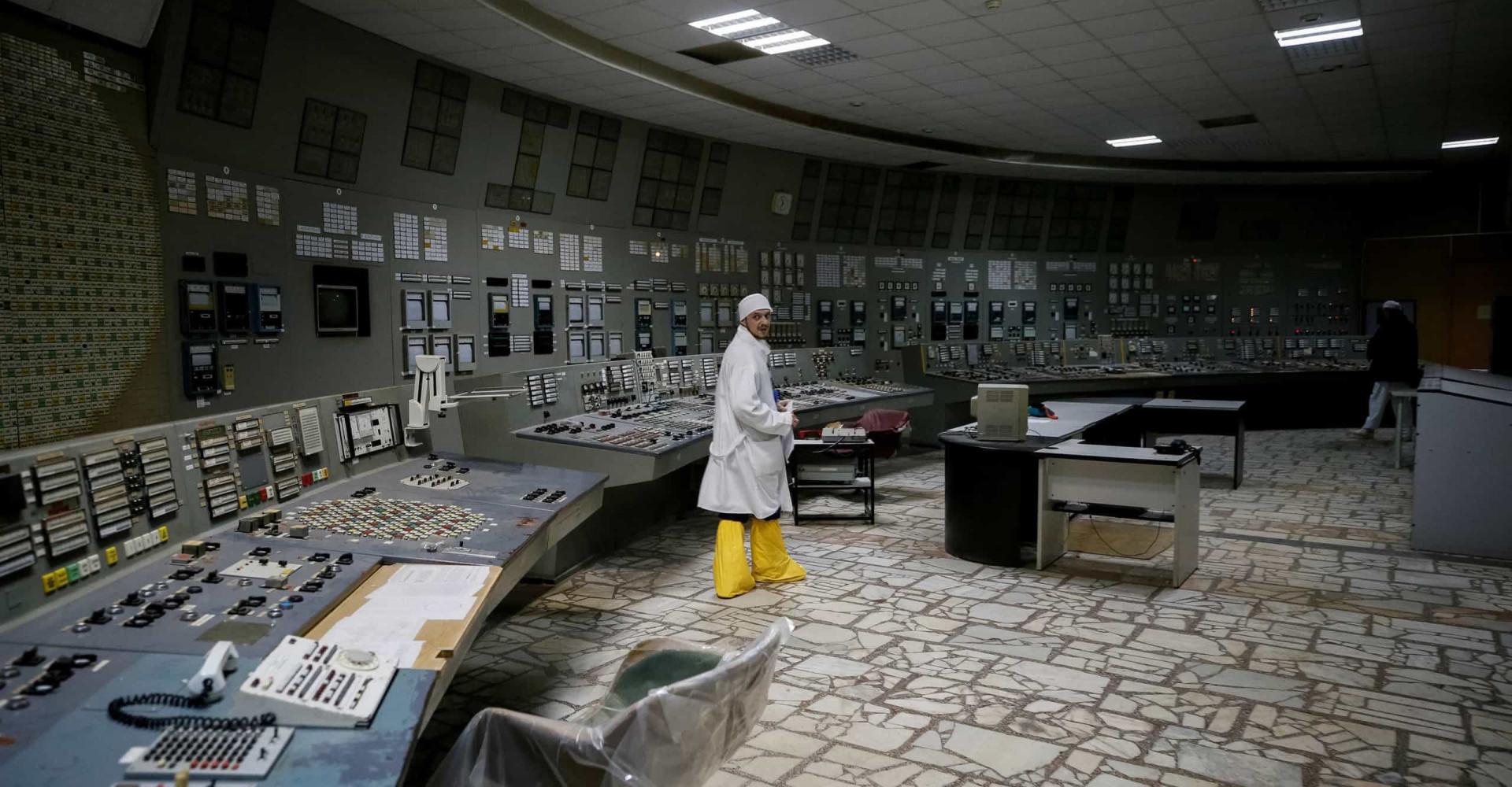 Tschernobyl: So sieht das Katastrophengebiet heute aus
