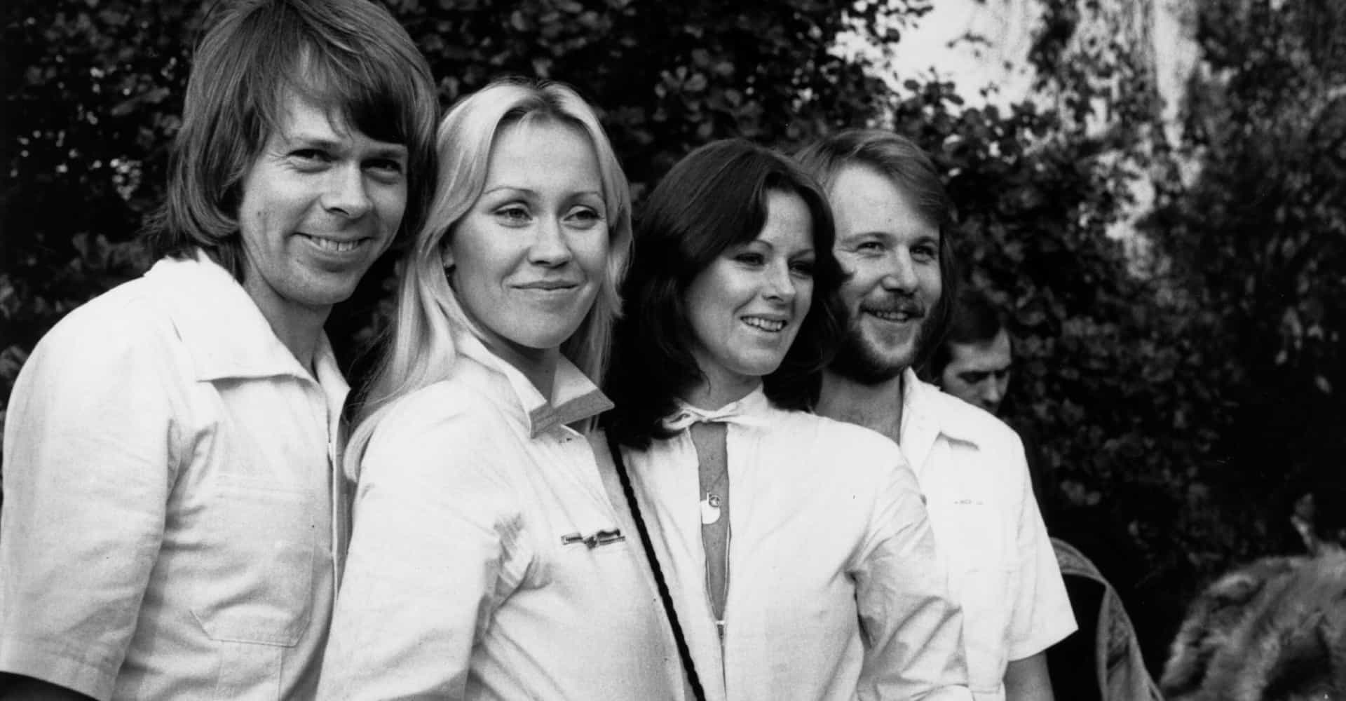 Le groupe ABBA s'est reformé le temps de quelques morceaux