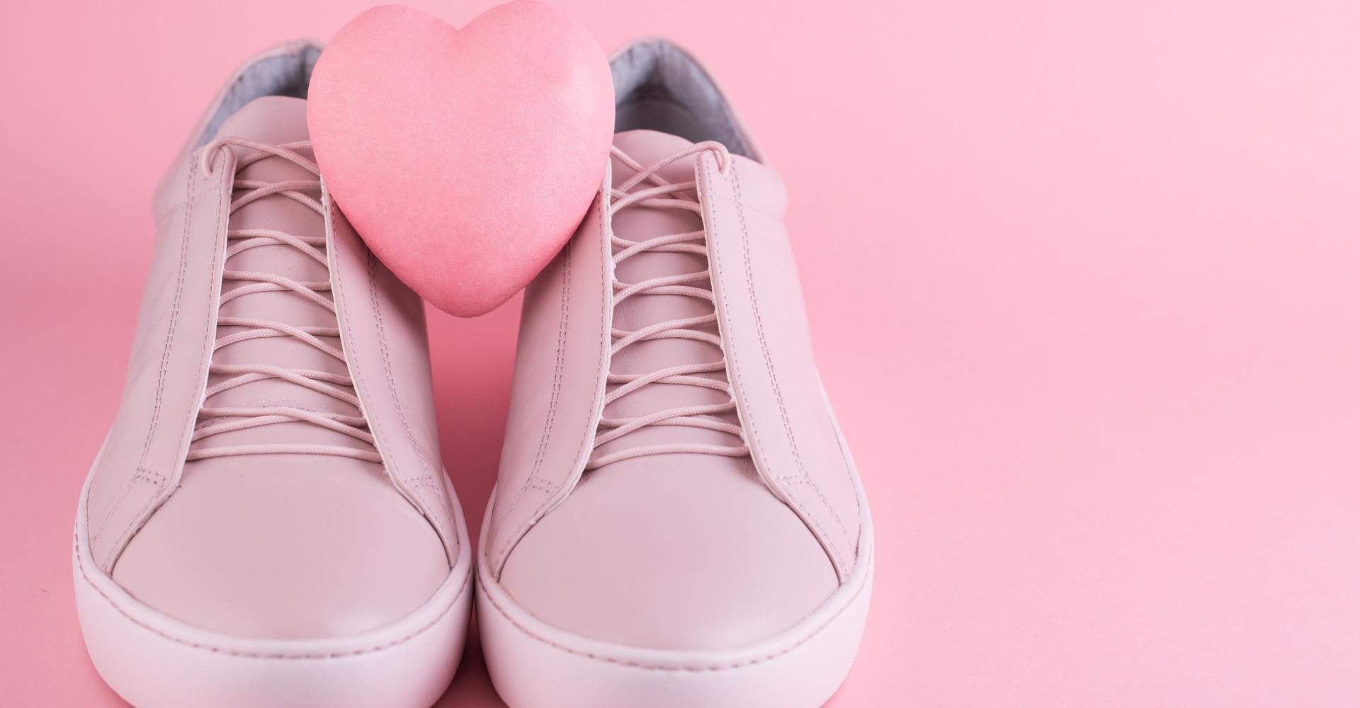 Deze Amsterdamse schoenen bestaan uit kauwgom