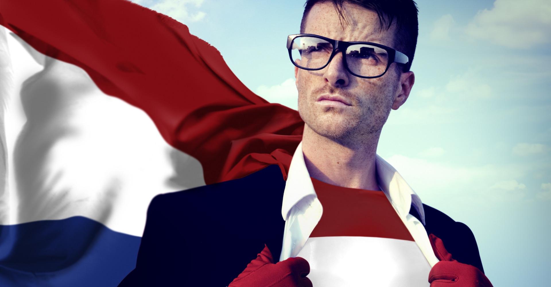 Waarom er geen Nederlandse superhelden zijn