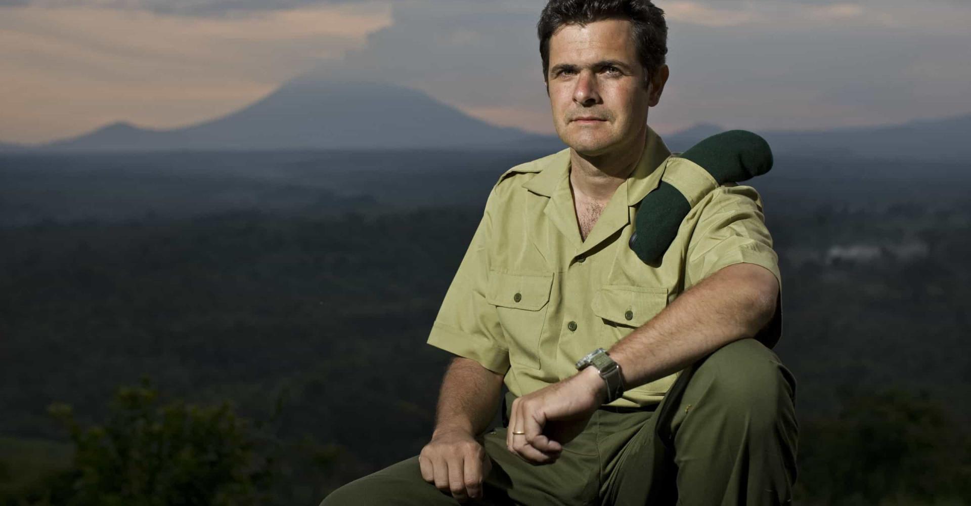 Emmanuel de Merode: un Prince dans les Virunga