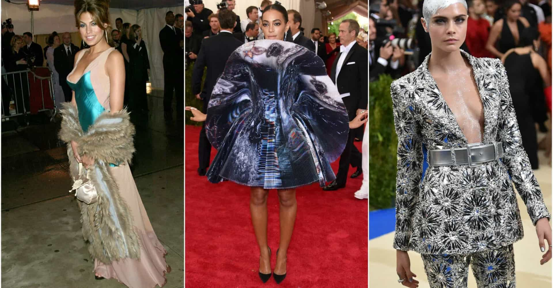 It's About Time: The evolution of Met Gala style through the years
