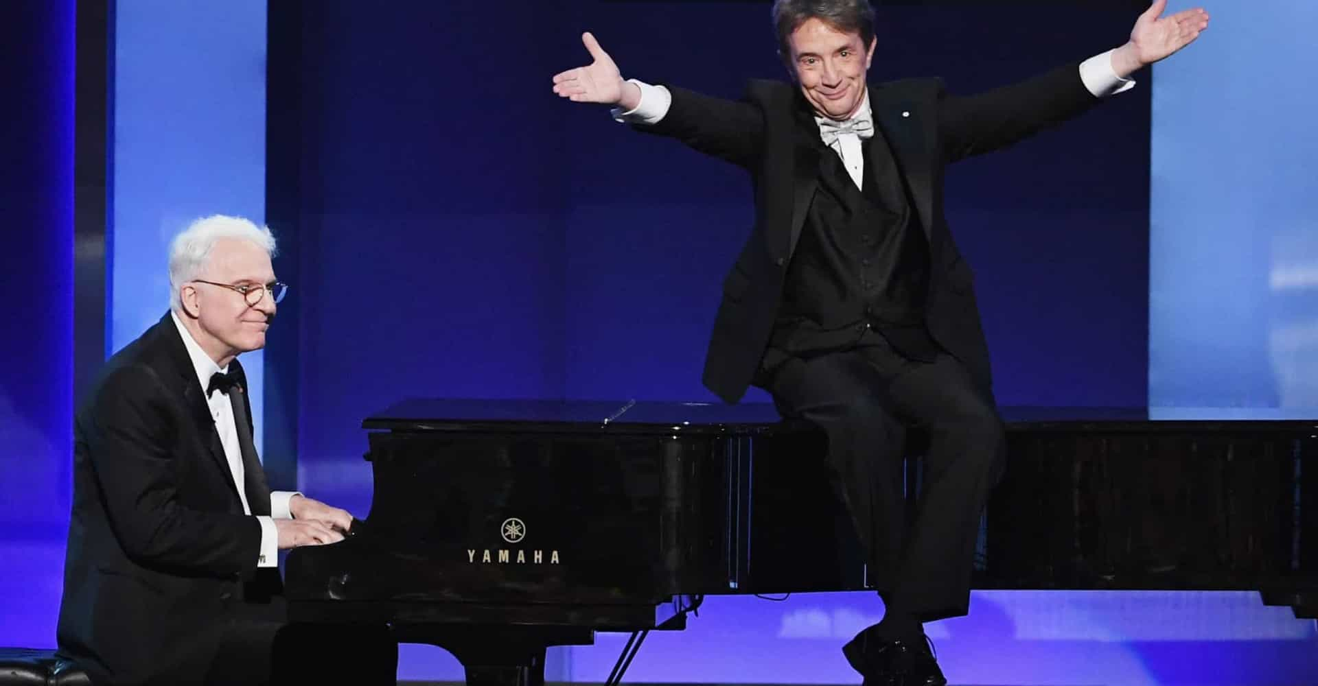 Late-night legends: Martin Short and Steve Martin return