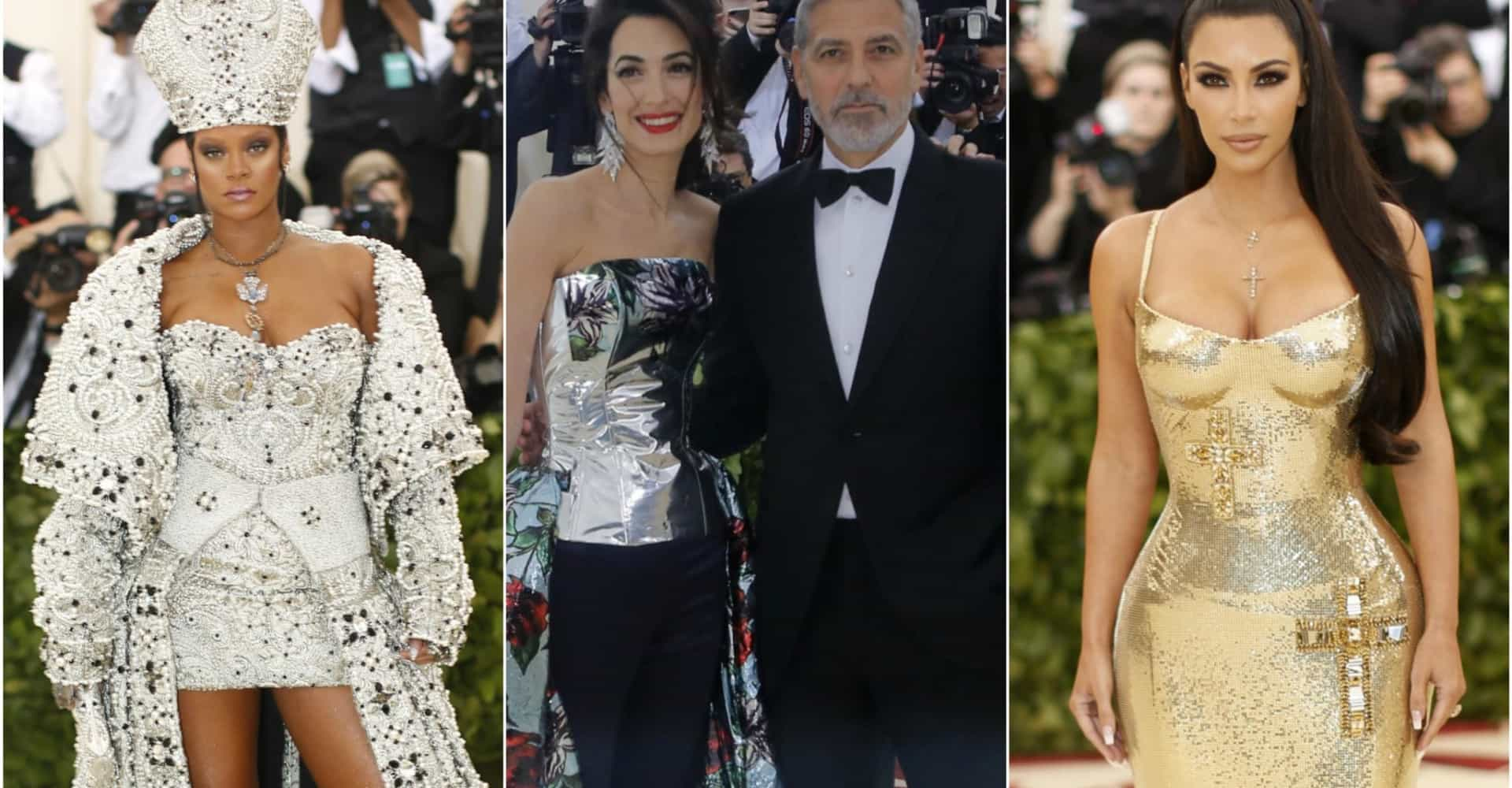 Met Gala 2018: the most creative looks from the event
