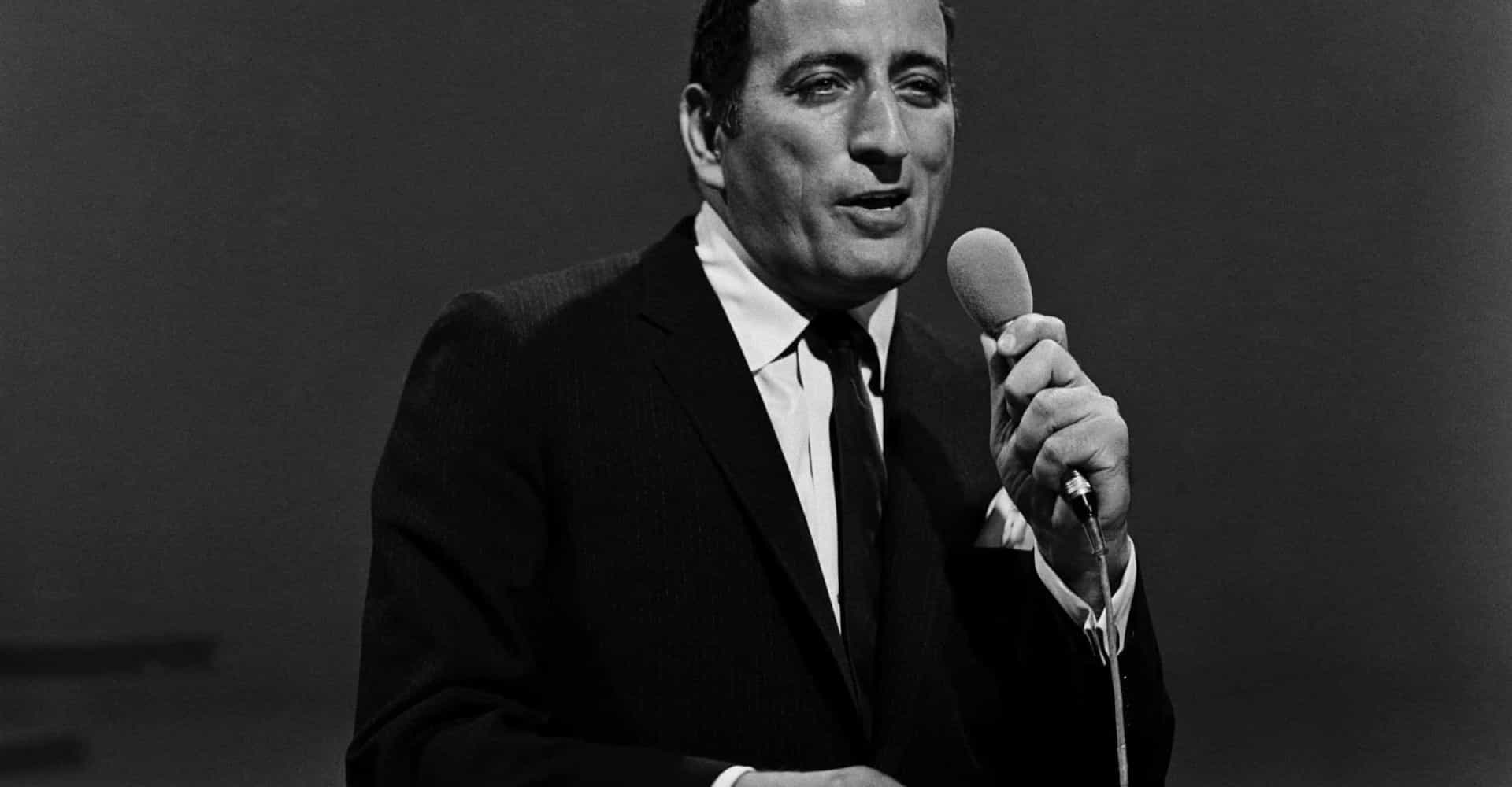 Tony Bennett: the last of the great crooners