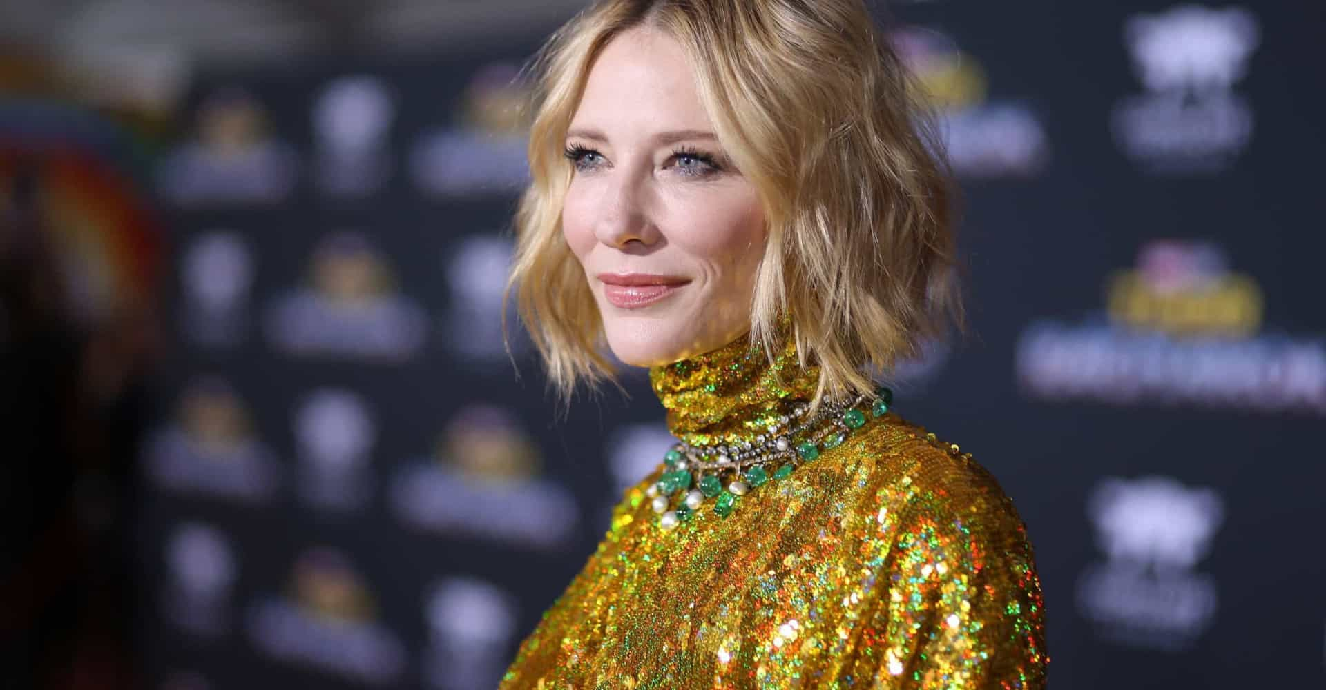 Cate Blanchett: Fierce, fifty, and a force to be reckoned with
