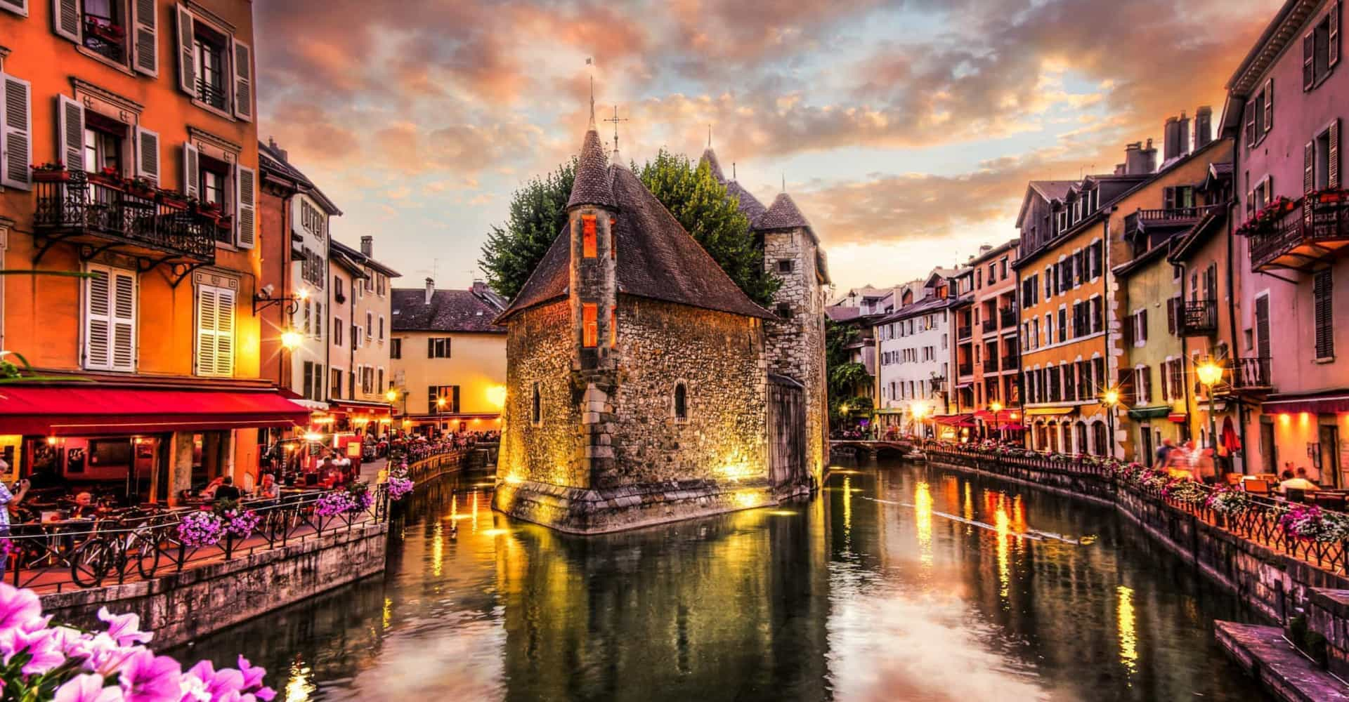 Picturesque towns in Europe you won't believe exist