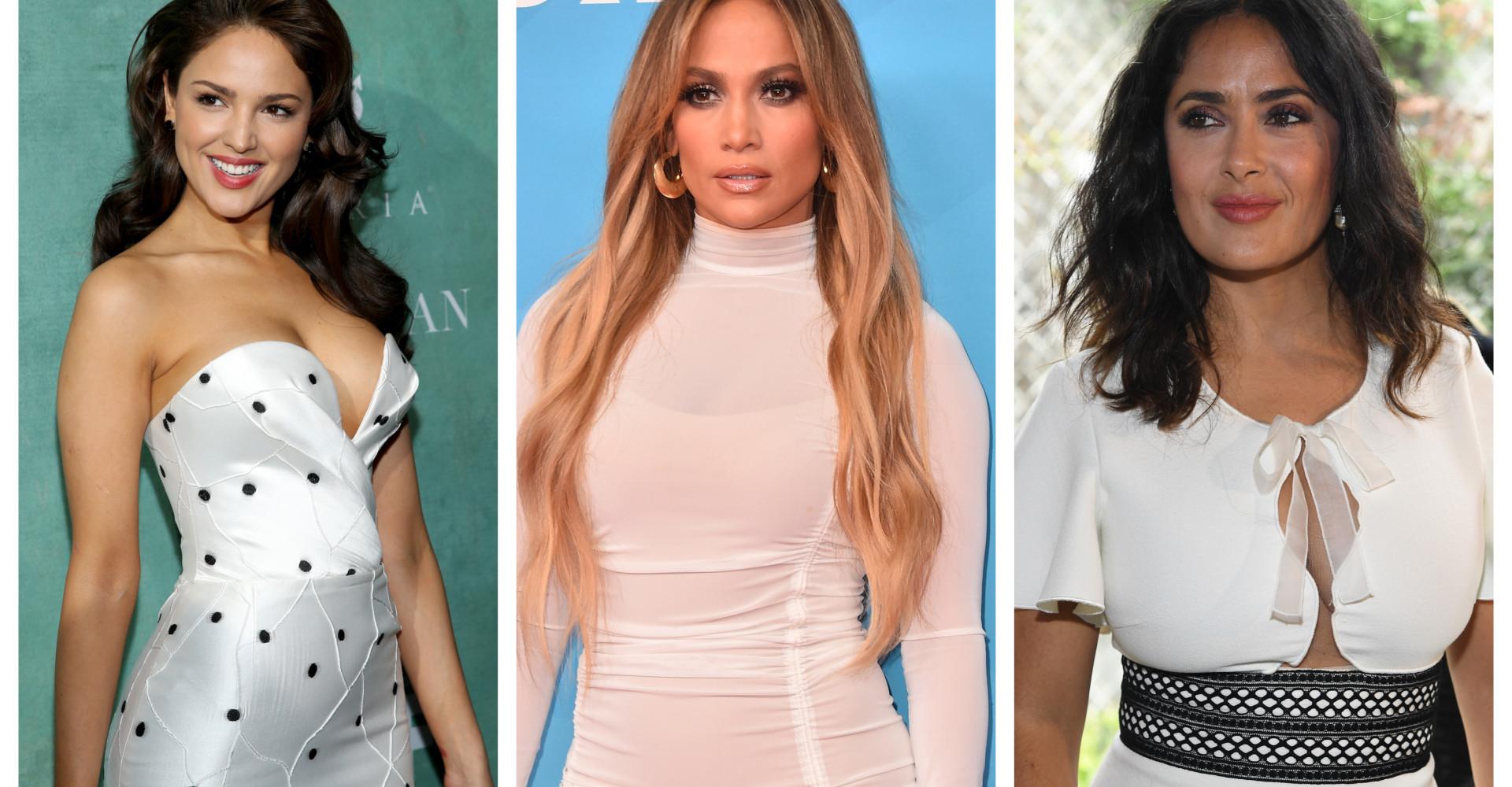 Caídas del cielo: 25 latinas vestidas de blanco