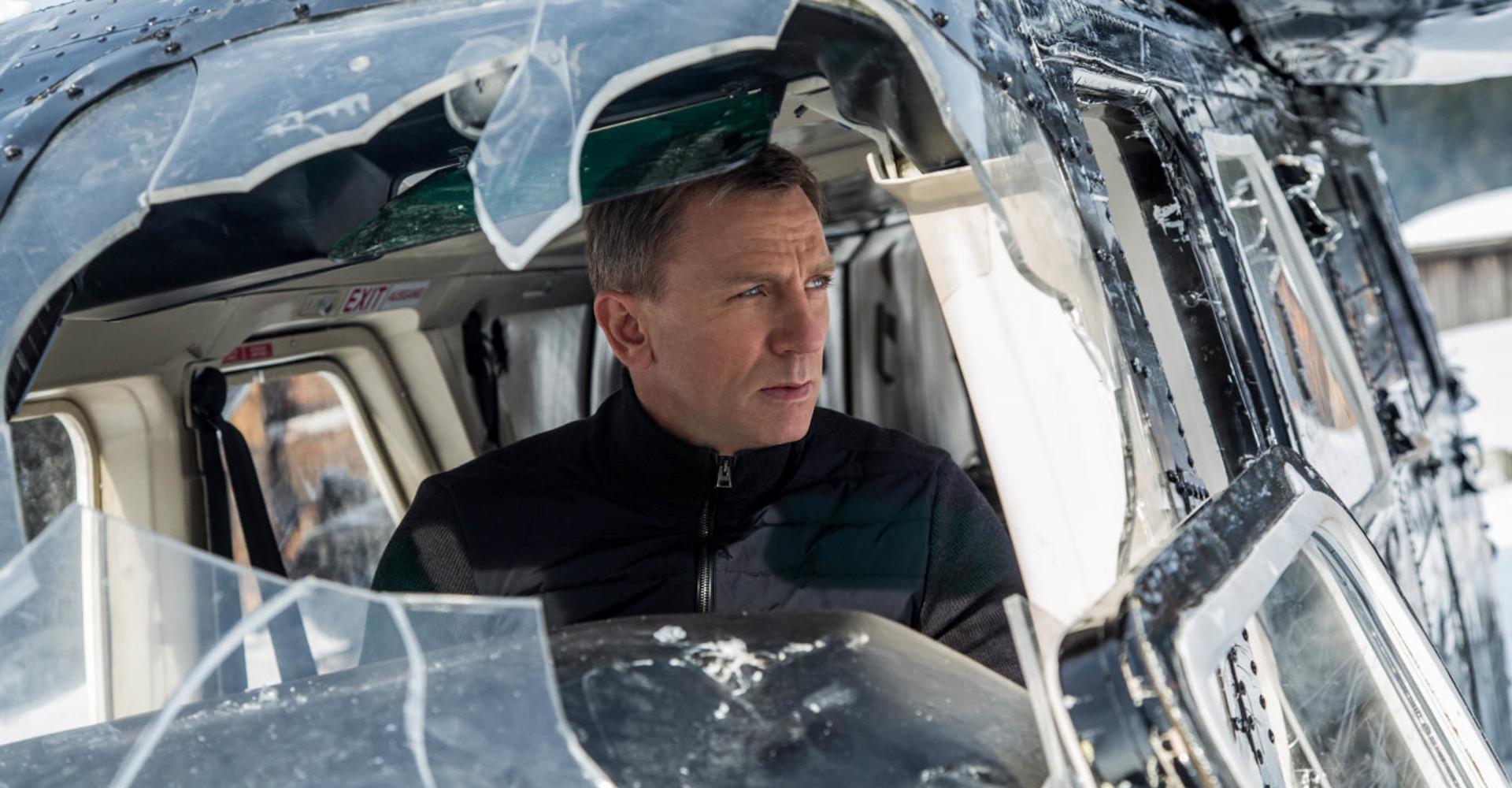 Daniel Craig será operado após acidente nas gravações de '007'