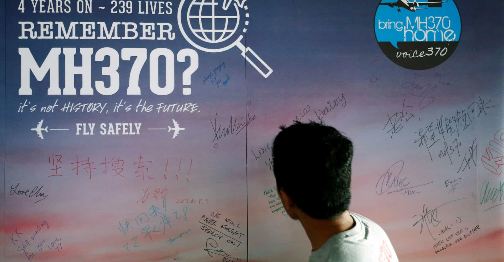 MH370: new revelation in the case of the airplane that was never found!