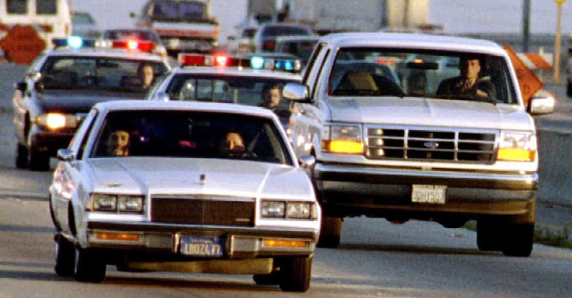 The wildest car chases in history