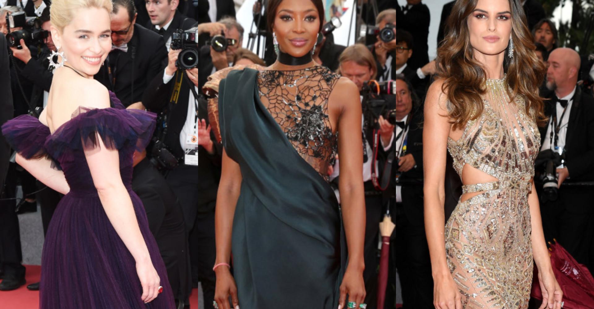 Fantastiska stilar från filmfestivalen i Cannes andra vecka