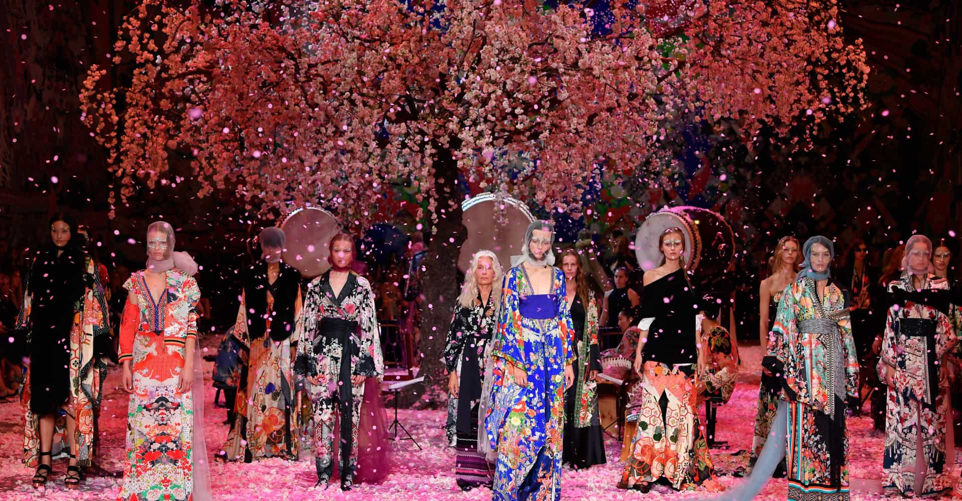 Runway highlights of Mercedes-Benz Fashion Week Australia 2018
