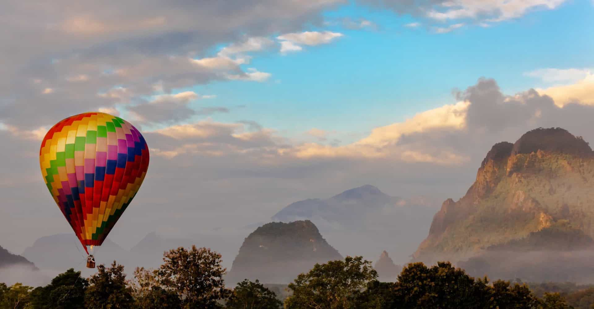 Breath-taking balloon journeys from around the world