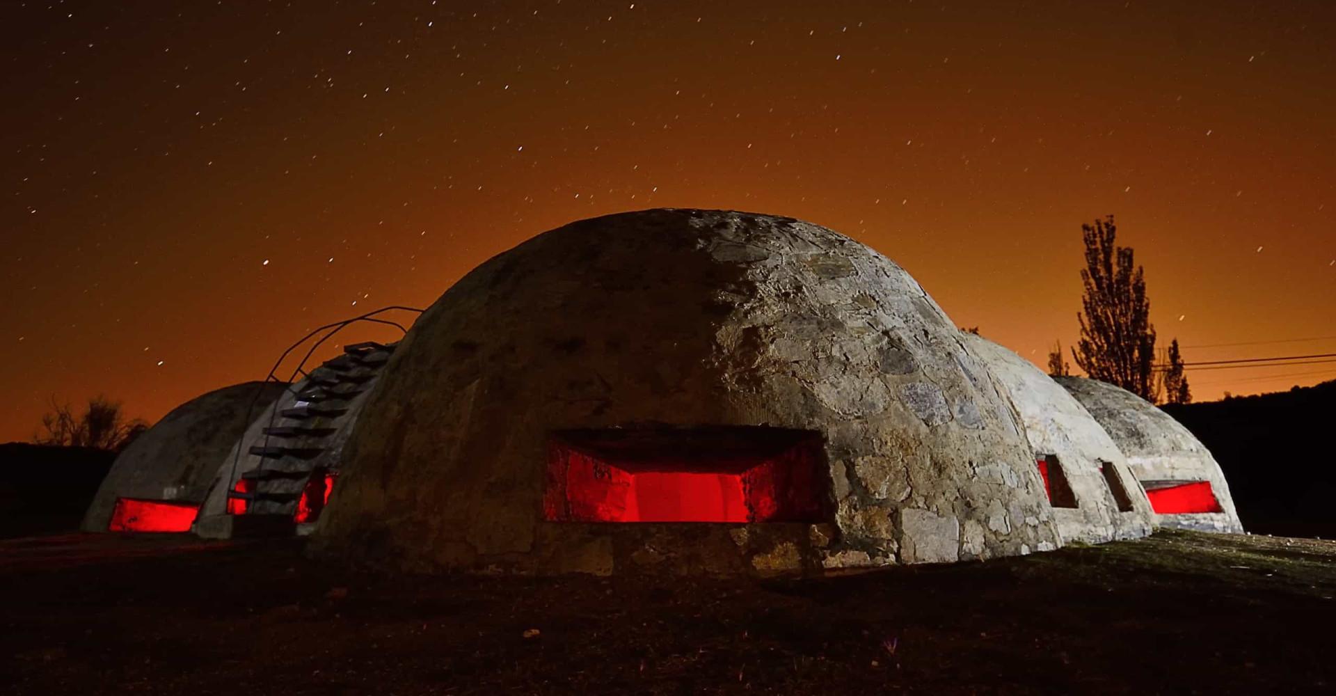 Die beeindruckendsten Bunker der Welt