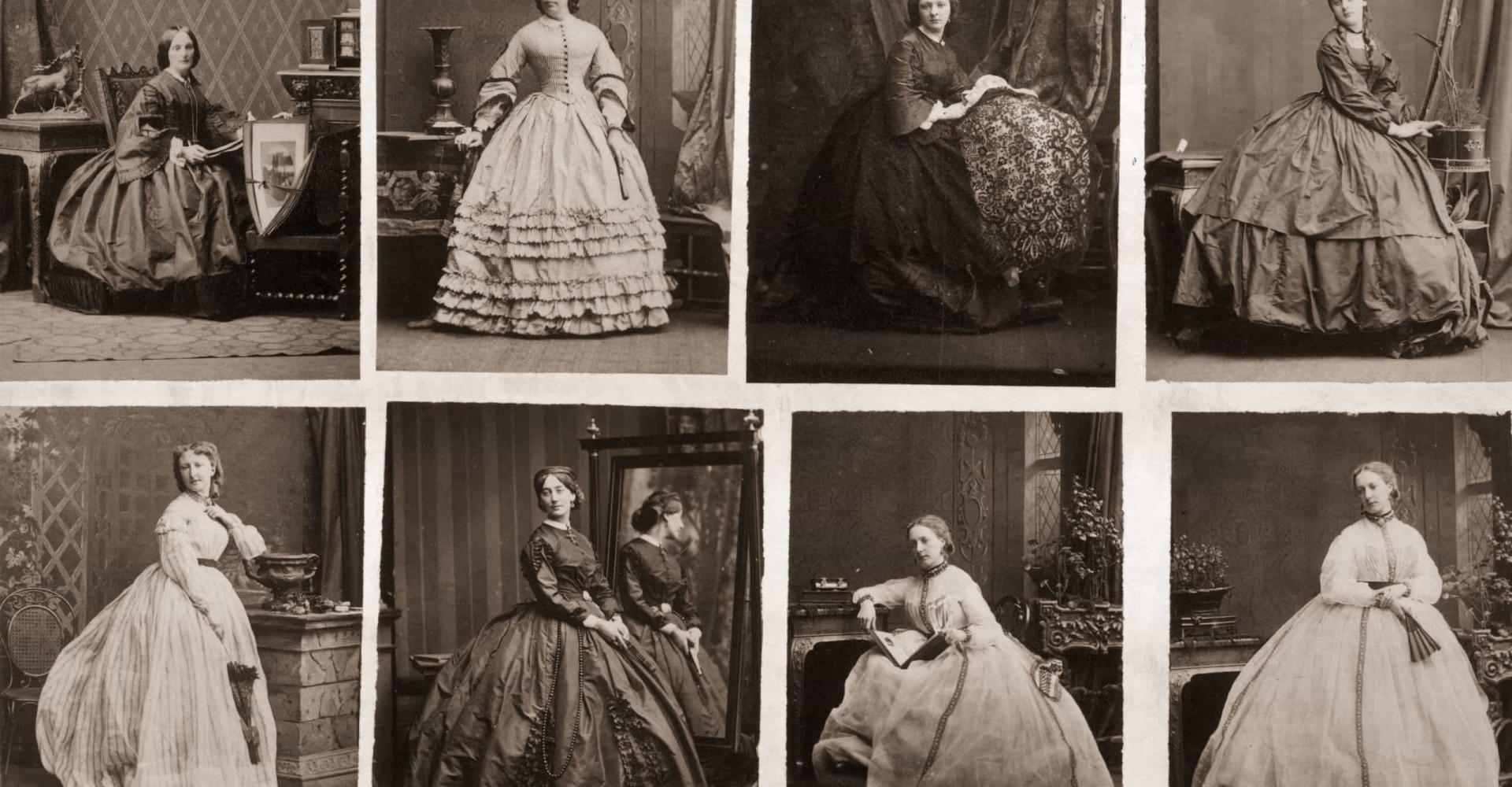 Incredible photos from the Victorian era