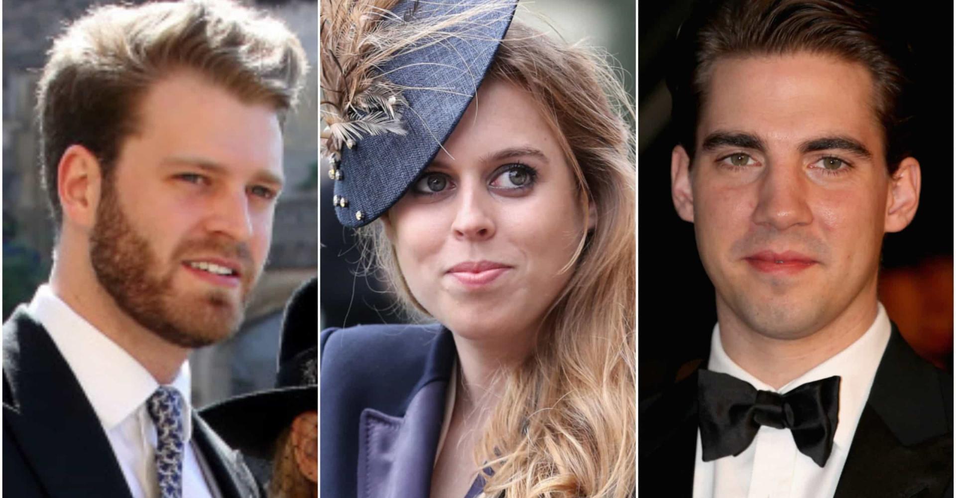Partidões: 30 membros da realeza e aristocratas solteiros!