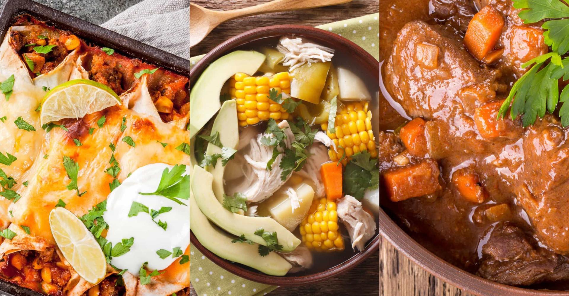 Platos latinoamericanos: sabor, cultura y tradición