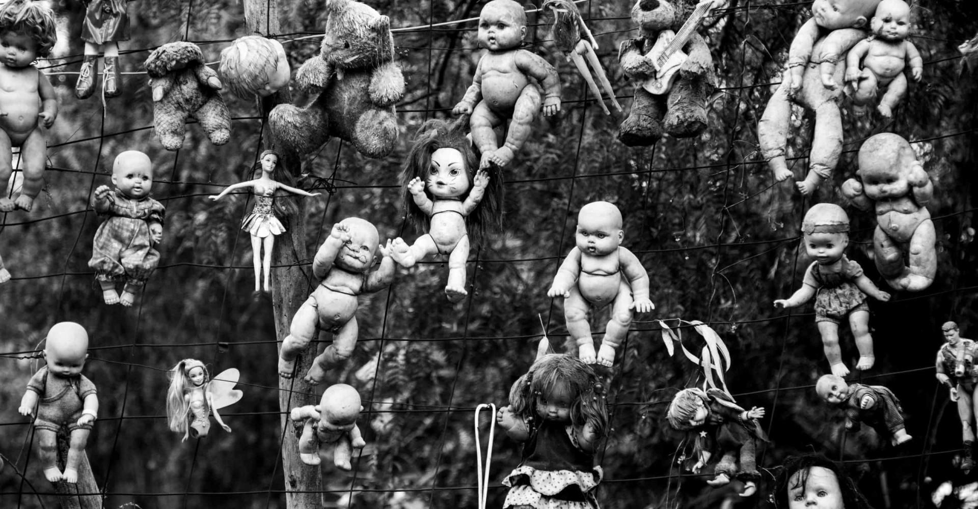 Dukkeøen: verdens uhyggeligste sted
