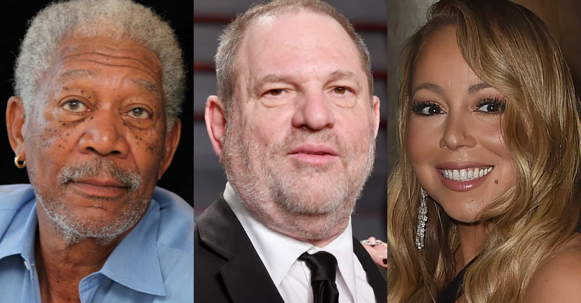 Powerful public figures who have been accused of sexual misconduct