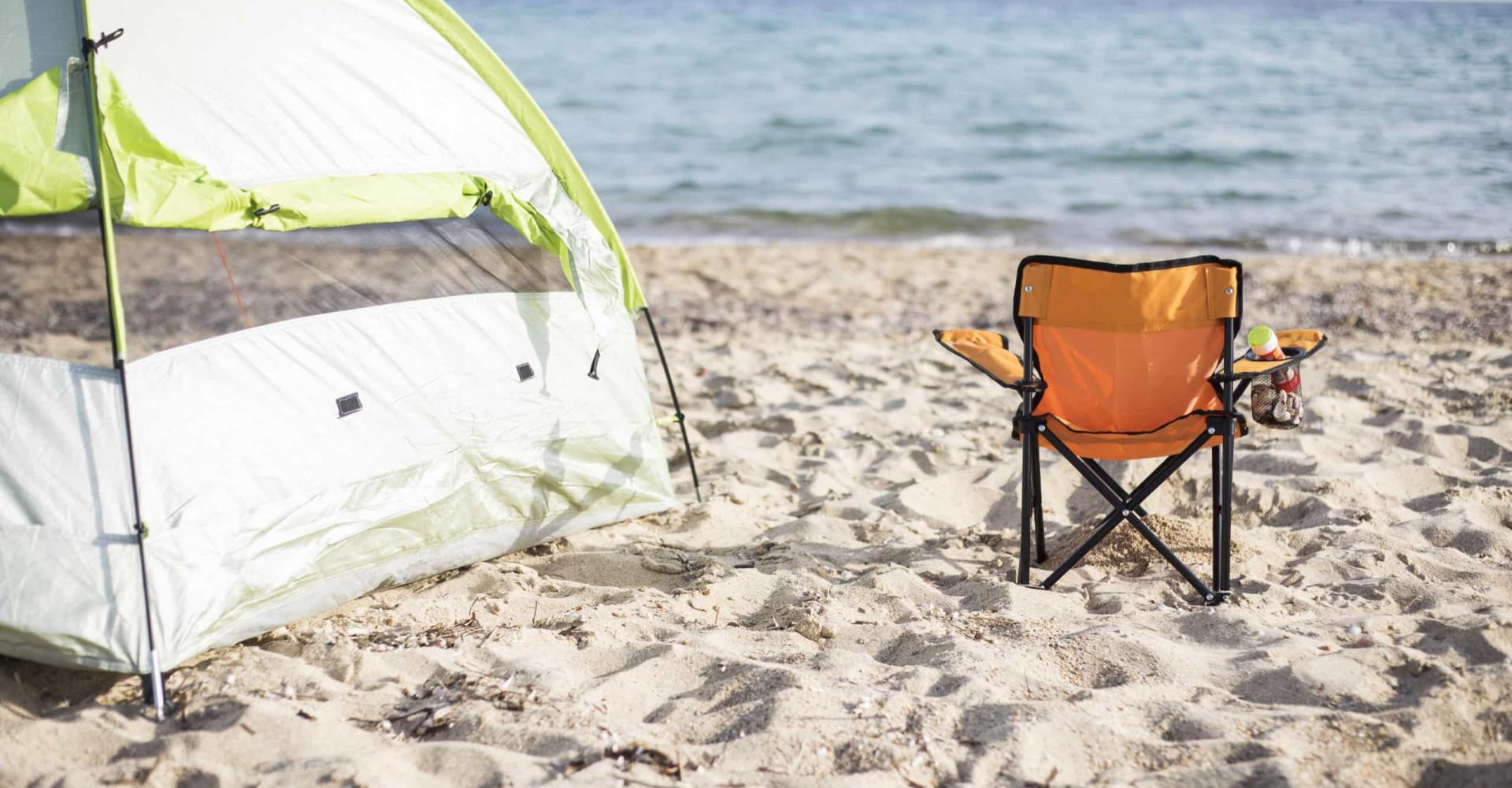 Las mejores playas de México para acampar