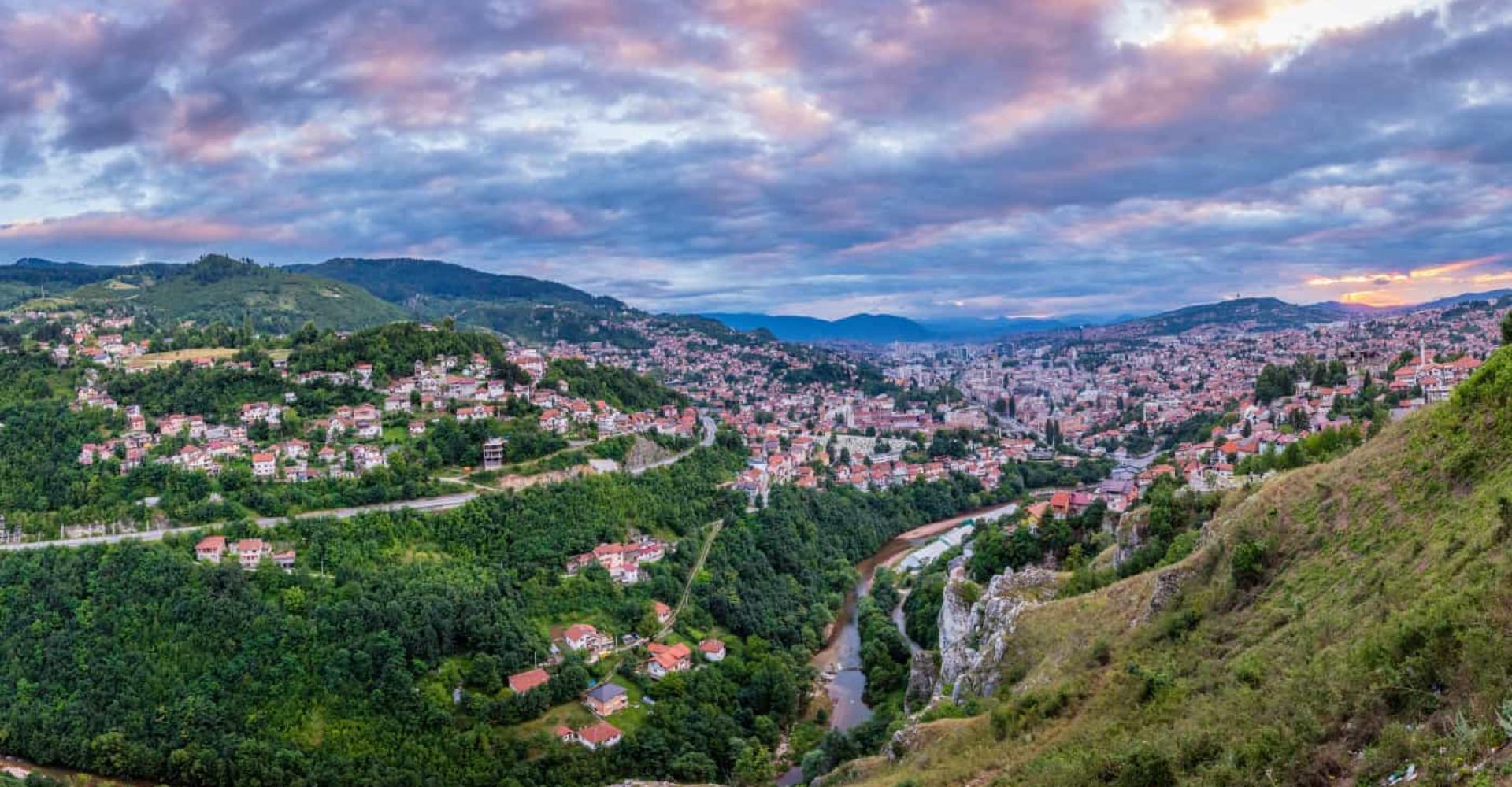 Sarajevo, Bosnia og Hercegovina - Europas skjulte skatt