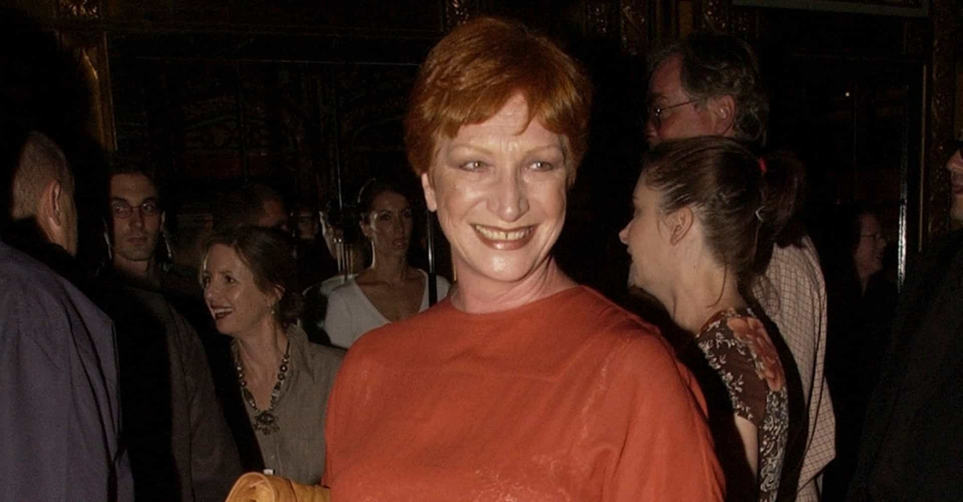 A tribute to Australian TV's beloved Cornelia Frances