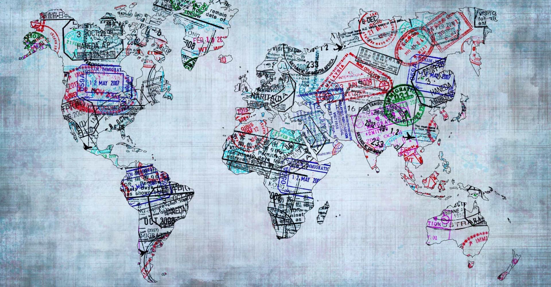 Los pasaportes menos poderosos del mundo