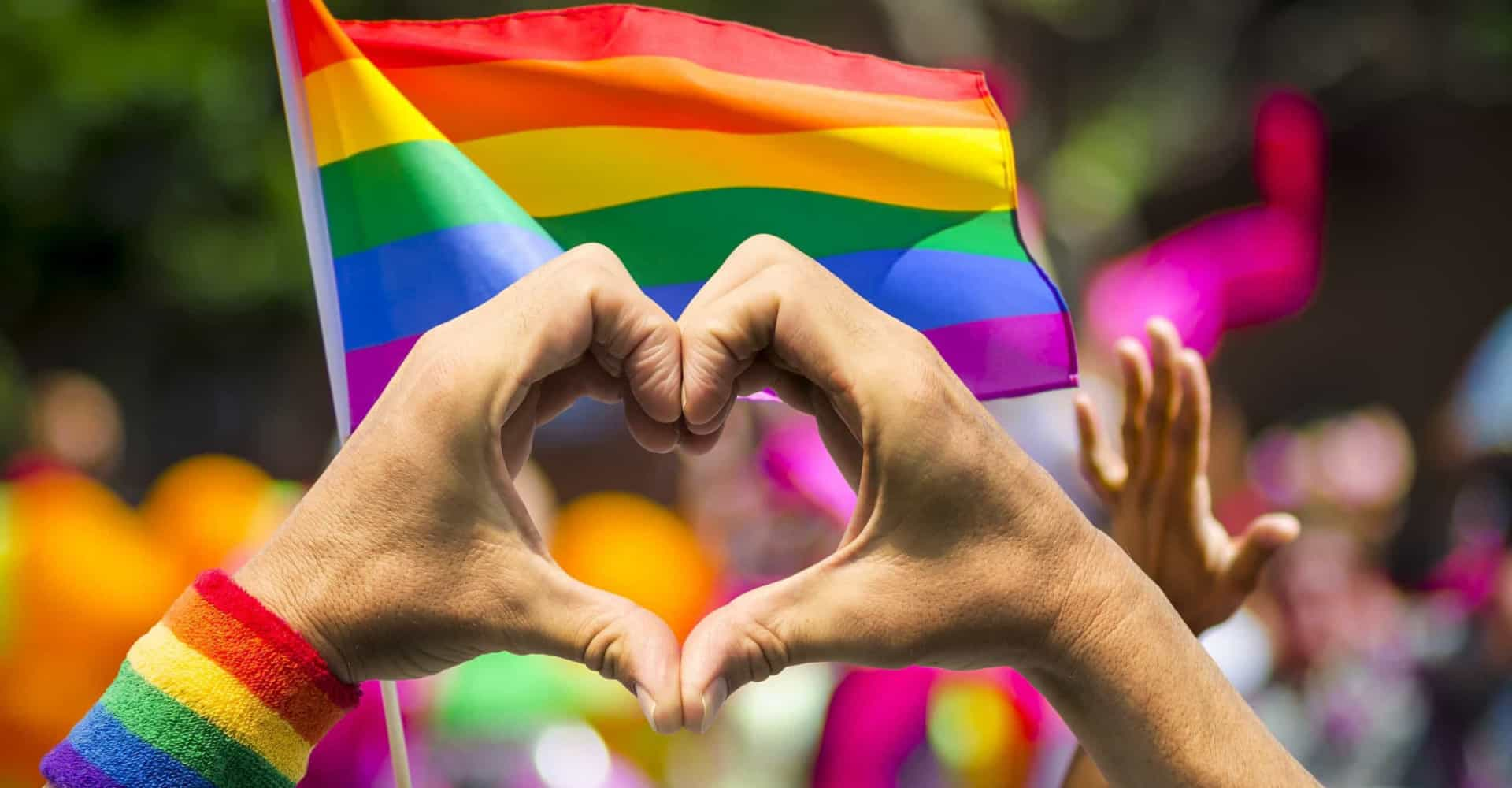 The world's biggest LGBT pride celebrations