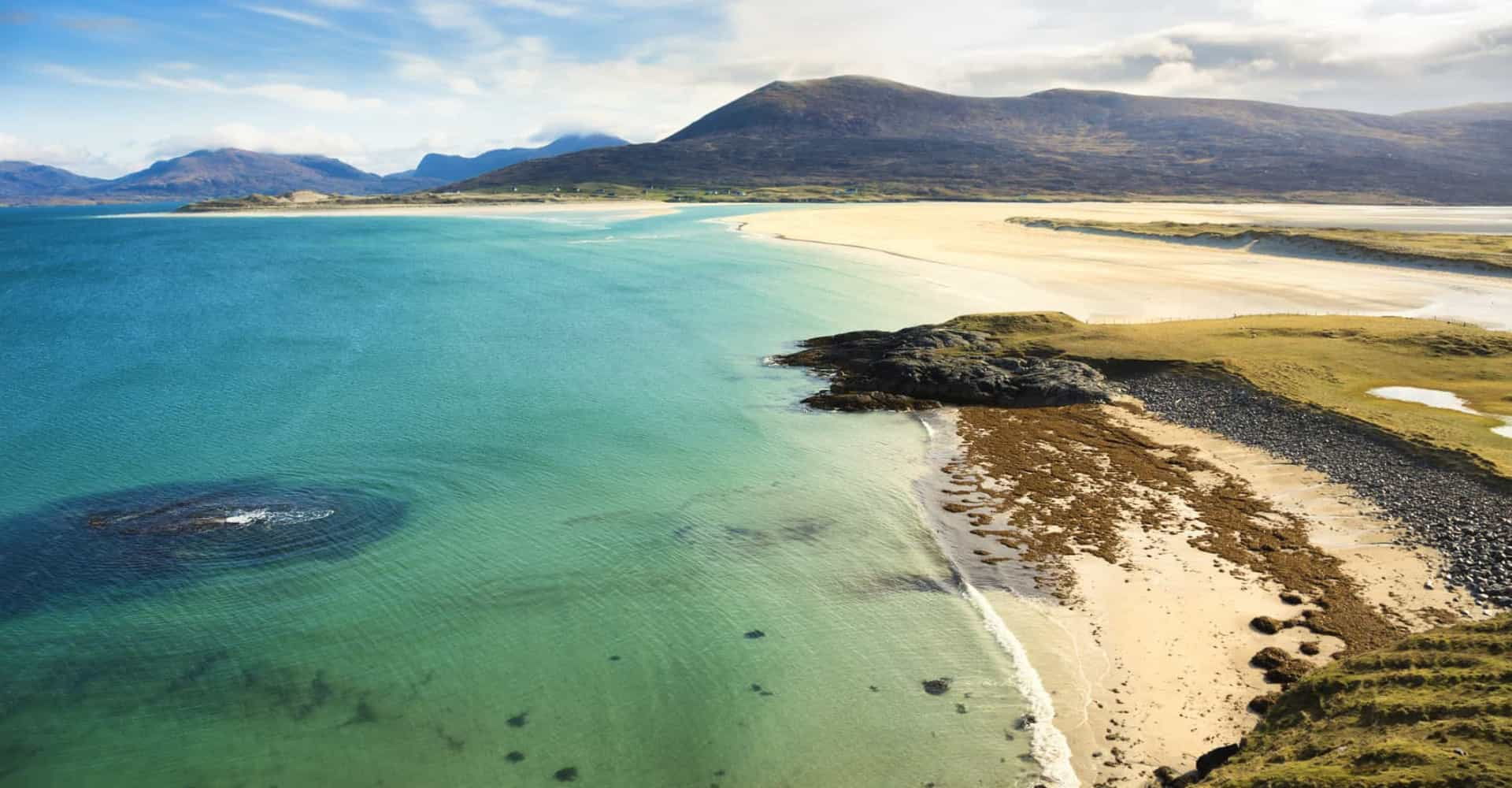 British beaches so beautiful they could be in the Caribbean